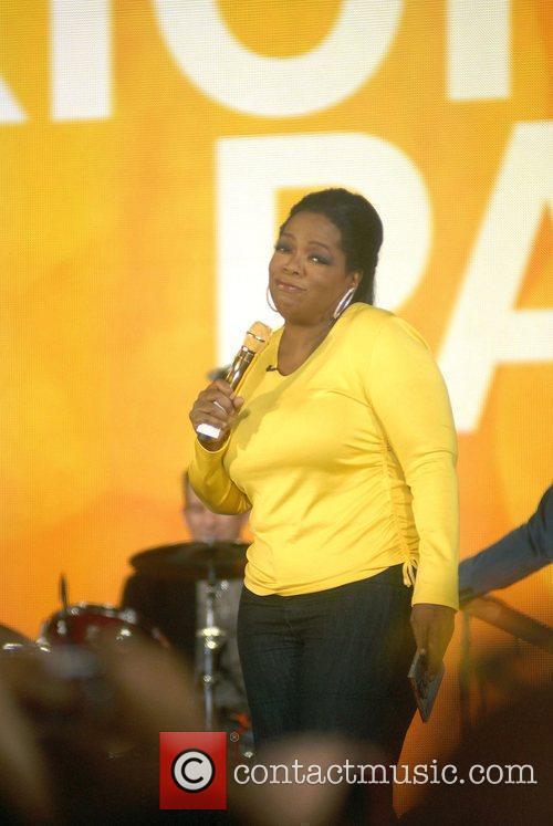 Oprah's 24th season kickoff party