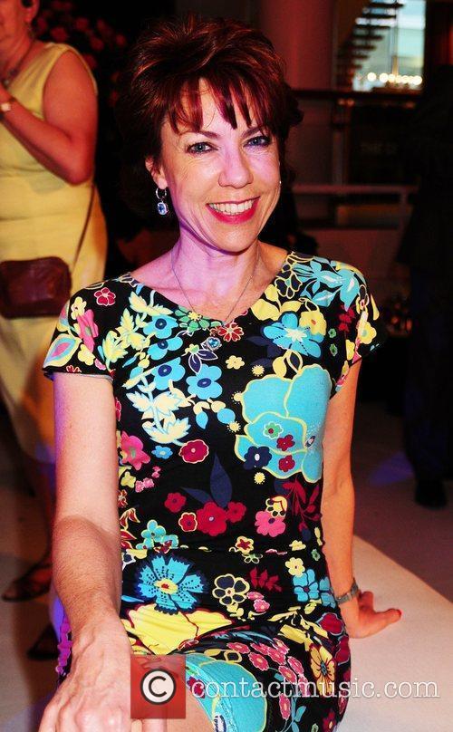 Author Kathy Letz  attends the Orange Prize...