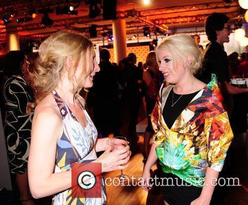 Samantha Harvet and Victoria Hesketh AKA Little Boots...