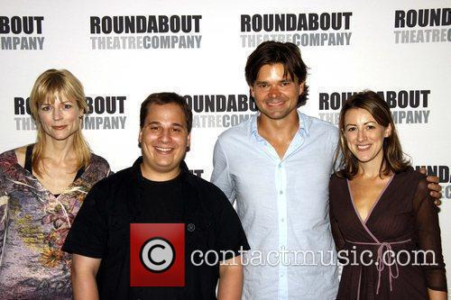 Lisa Brescia, Jared Gertner, Hunter Foster and Kate Wetherhead 1