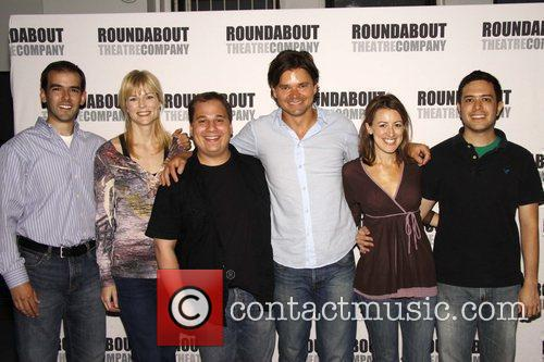 Marc Bruni, Lisa Brescia, Jared Gertner, Hunter Foster,...