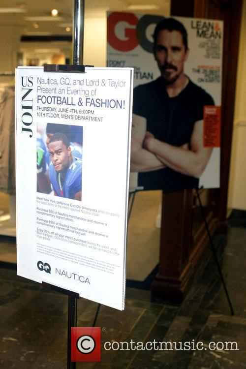 Nautica, Lord & Taylor and GQ present 'An...