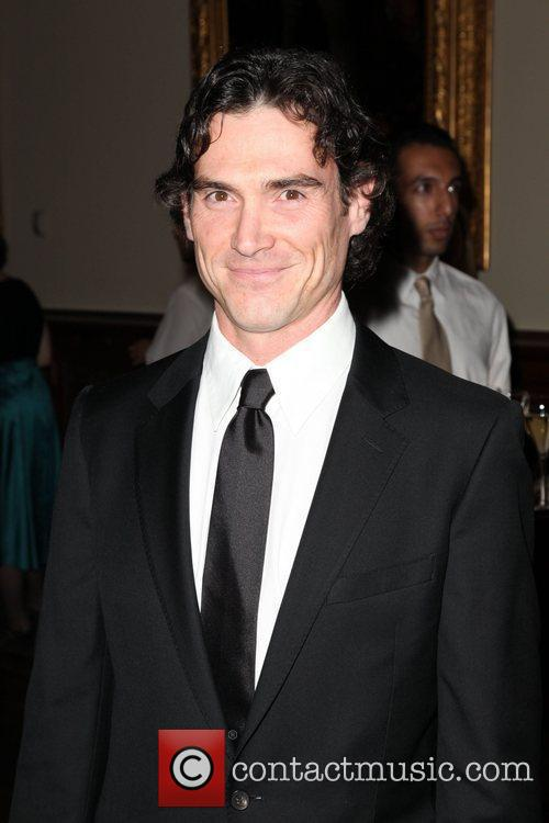 Actor Billy Crudup  New York's publics library...