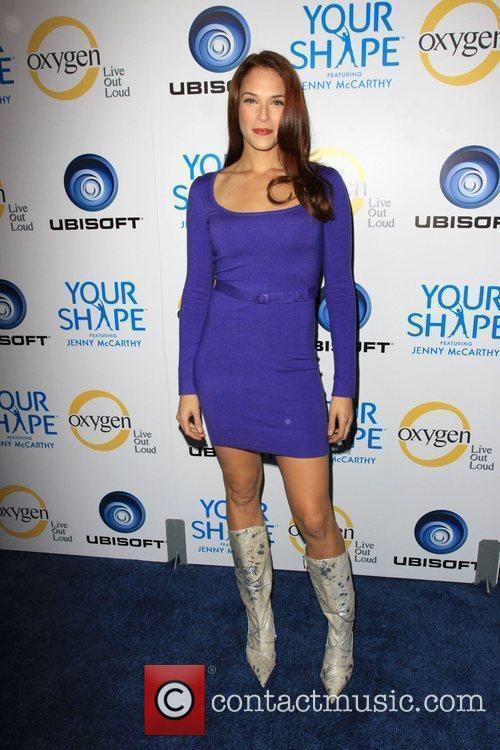Amanda Righetti Oxygen TV and Ubisoft Celebrate 'Your...