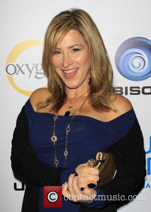 Lisa Ann Walter Oxygen TV and Ubisoft Celebrate...