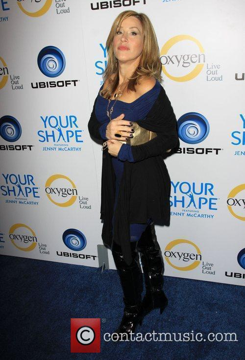 Oxygen TV and Ubisoft Celebrate 'Your Shape' held...