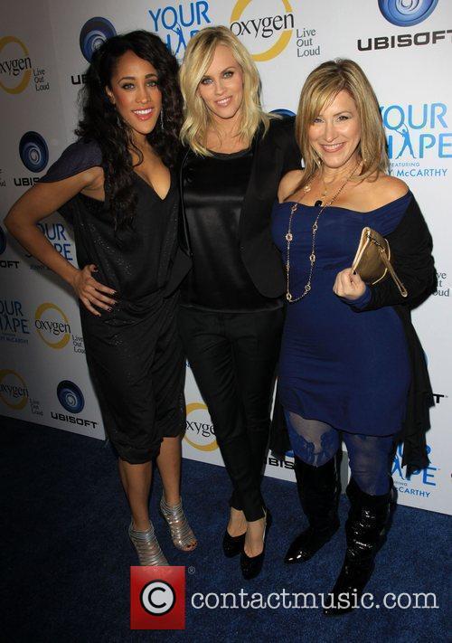 Natalie Nunn, Jenny McCarthy and Lisa Ann Walter...