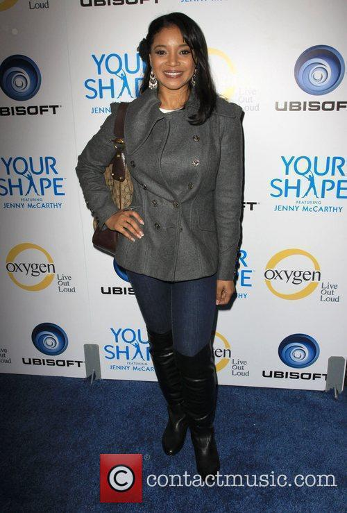 Tamala Jones Oxygen TV and Ubisoft Celebrate 'Your...