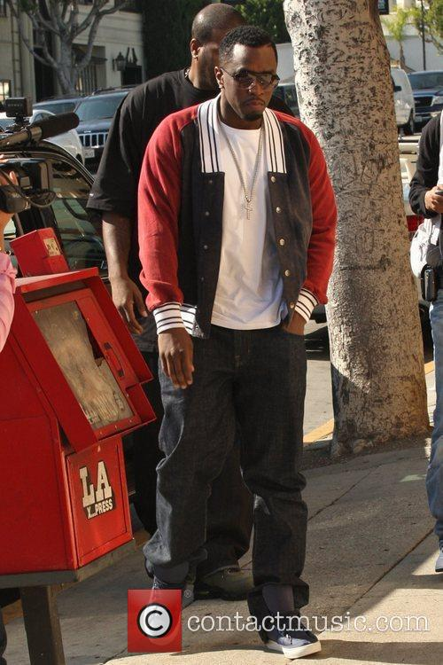 P Diddy Aka Sean Combs 4