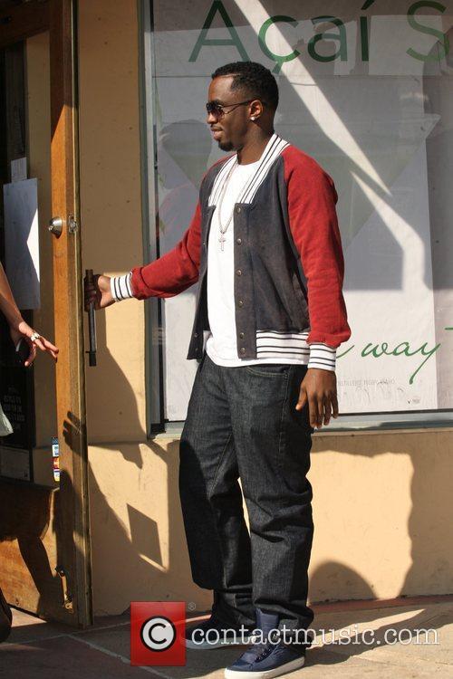 P Diddy Aka Sean Combs 5