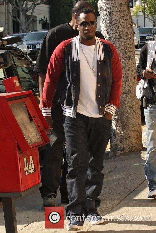 P Diddy Aka Sean Combs 3