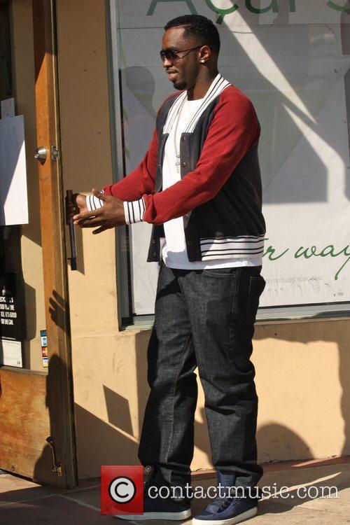 P Diddy Aka Sean Combs 11