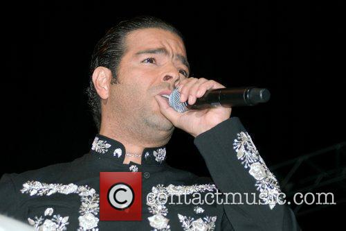 Pablo Montero Performing Live At Jose Miguel Agrelot Coliseum 2