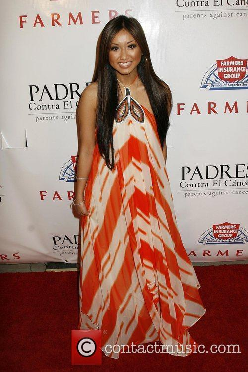 Brenda Song Padres Contra El Cancer's 9th Annual...