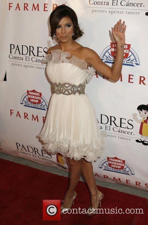 Eva Longoria Parker Padres Contra El Cancer's 9th...