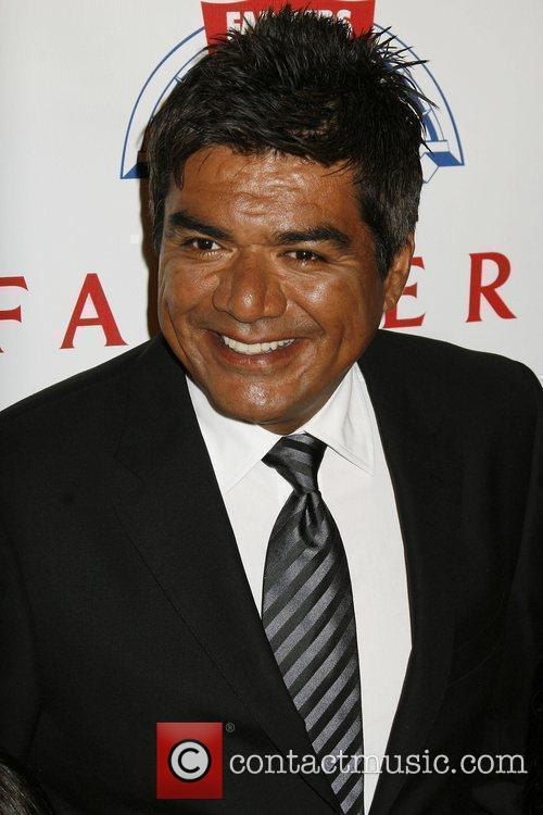 George Lopez Padres Contra El Cancer's 9th Annual...