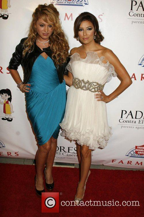 Paulina Rubio and Eva Longoria 3