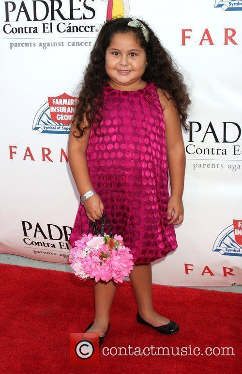 Daniella Baltodano Padres Contra El Cancer's 9th Annual...