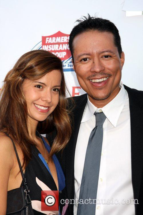 Yancey Arias With His Wife 2