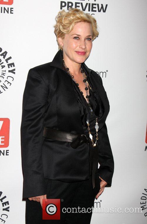 Patricia Arquette and CBS 4