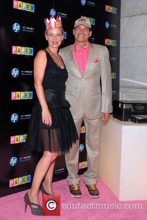 Samantha Mathis and Phillip Bloch 2