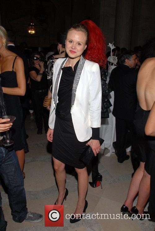Alison Pill Paper Magazine's 25th Anniversary Gala at...