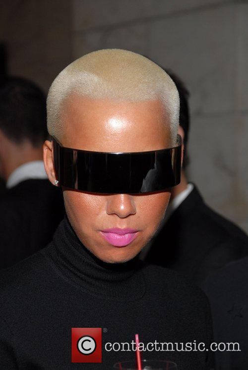 Amber Rose Paper Magazine's 25th Anniversary Gala at...