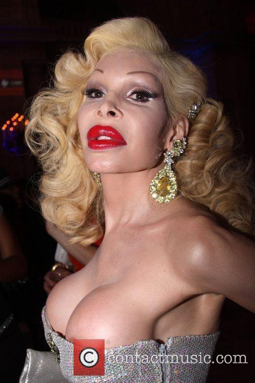 Amanda Lepore Paper Magazine's 25th Anniversary Gala at...