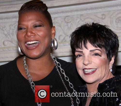 Queen Latifah and Liza Minnelli Paper Magazine's 25th...