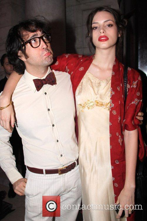 Sean Lennon and Kemp Muhl 9