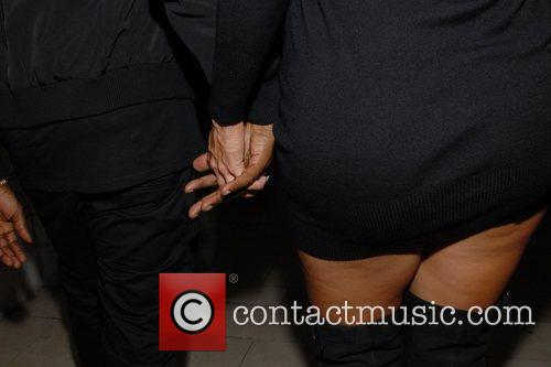 Kanye West and Amber Rose Paper Magazine's 25th...