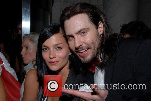 Leigh Lezark and Andrew W.k.