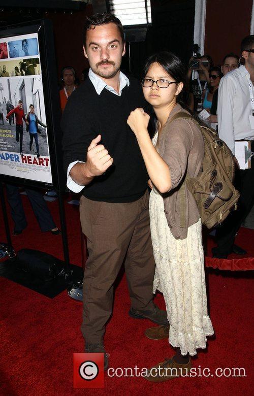 Jake M. Johnson and Charlyne Yi 2