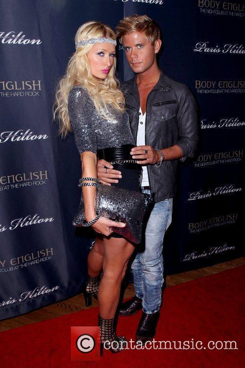 Paris Hilton and Stephen Hampton 5