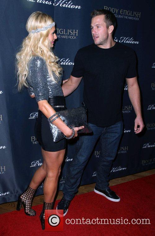 Paris Hilton and Doug Reinhardt 9