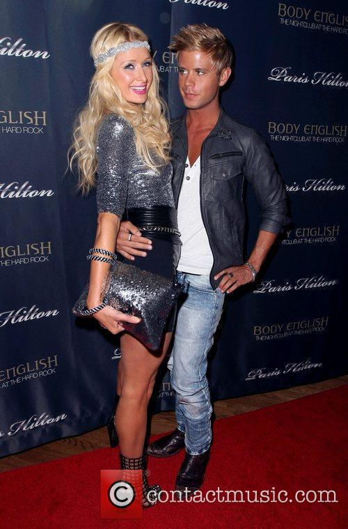 Paris Hilton and Stephen Hampton 11