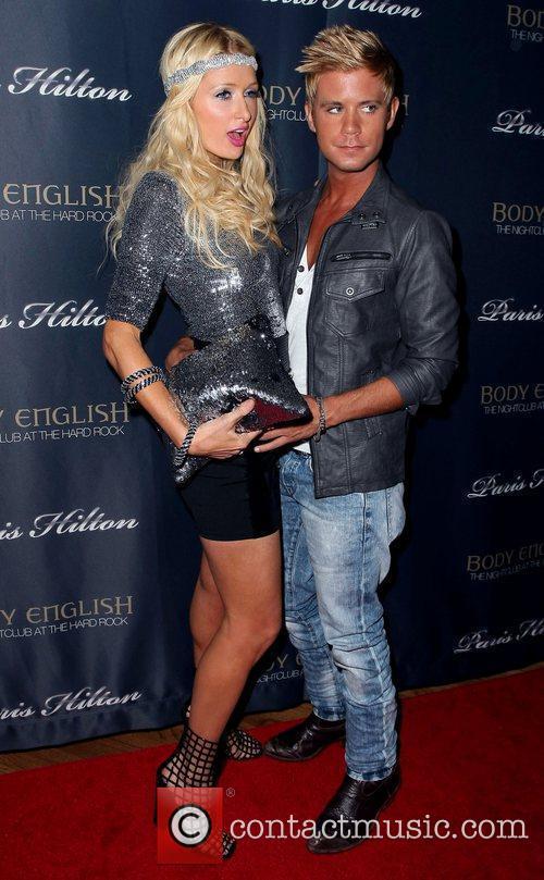 Paris Hilton and Stephen Hampton 4