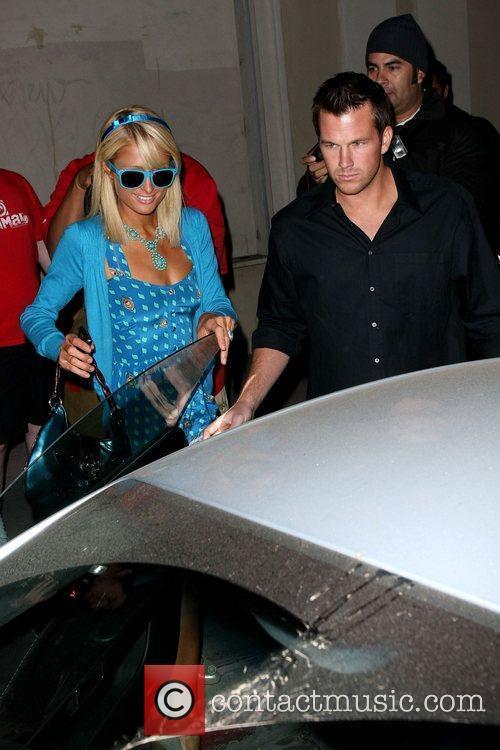 Paris Hilton and Doug Reinhardt 11