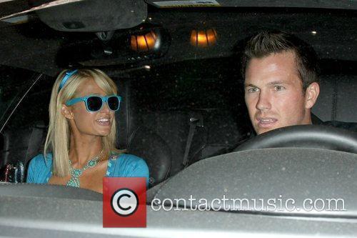 Paris Hilton and Doug Reinhardt 10