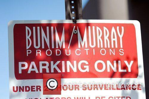 Bunim/Murray Productions sign in Burbank