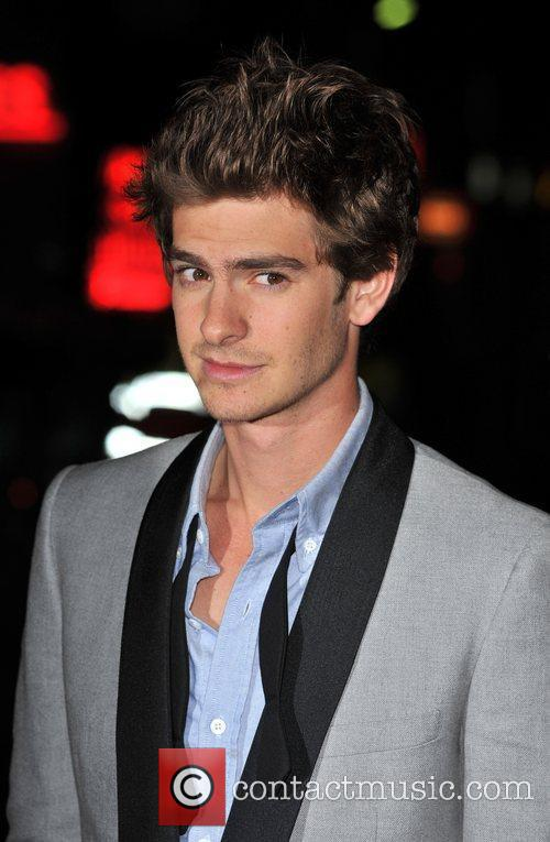Andrew Garfield, Empire Leicester Square