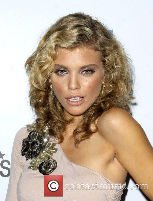 AnnaLynne McCord 2009 Macy's Passport fashion show held...