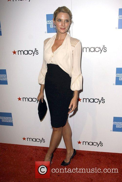 April Bowlby 2009 Macy's Passport fashion show held...