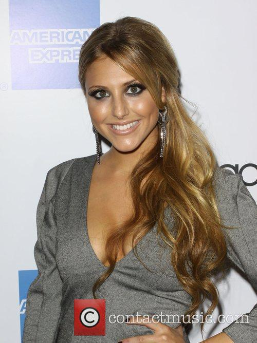 Cassie Scerbo 2009 Macy's Passport fashion show held...