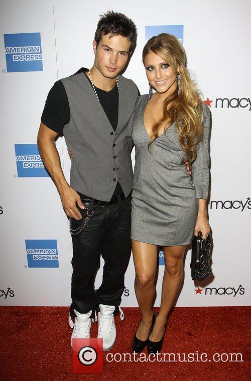 Cody Longo and Cassie Scerbo 2009 Macy's Passport...