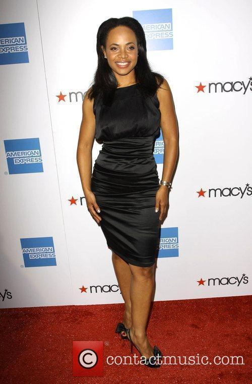 Gina Rivera 2009 Macy's Passport fashion show held...
