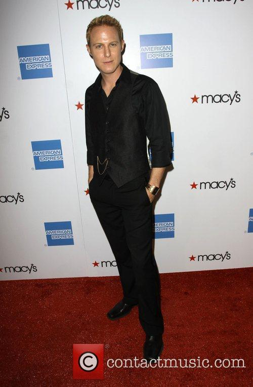 Jonny Blu 2009 Macy's Passport fashion show held...