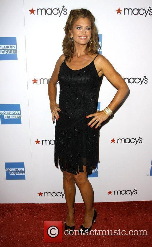 Kathy Ireland 2009 Macy's Passport fashion show held...