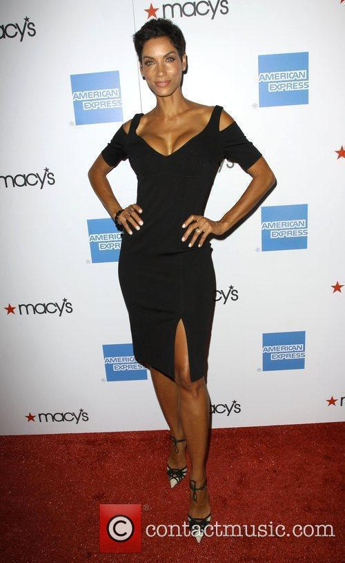 Nicole Mitchell Murphy 2009 Macy's Passport fashion show...