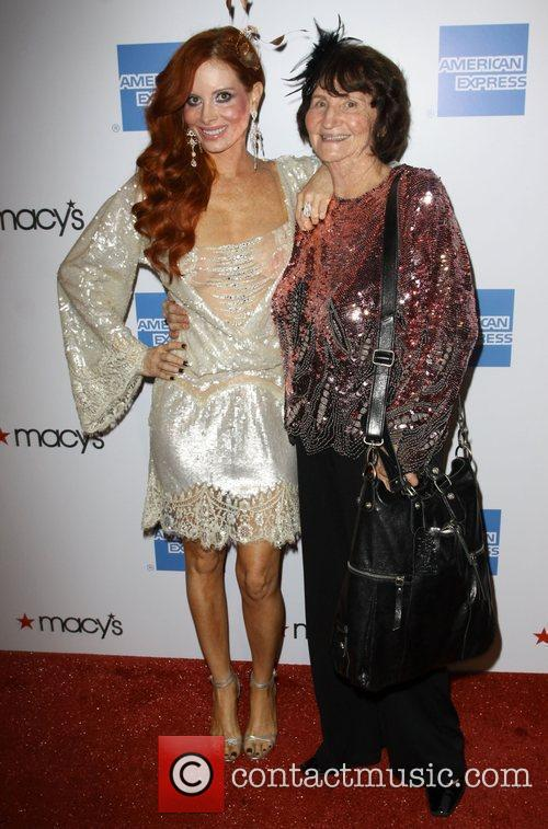 Nicole Mitchell Murphy and her Mom 2009 Macy's...